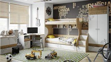 Набор детской мебели «Оксфорд» №1, ГН-139.001