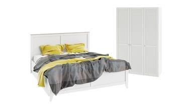 Спальный гарнитур стандартный «Ривьера», ГН-241.000