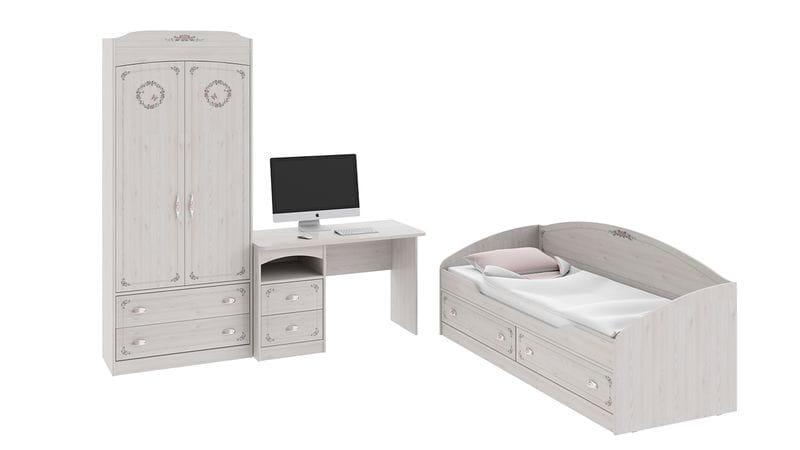 Набор детской мебели «Ариэль» стандартный, ГН-280.000