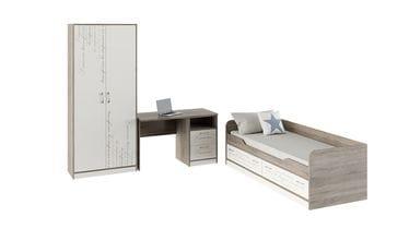 Набор мебели для детской комнаты «Брауни» стандартный, ГН-313.000