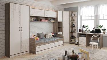 Набор мебели для детской комнаты «Брауни» №3, ГН-313.003