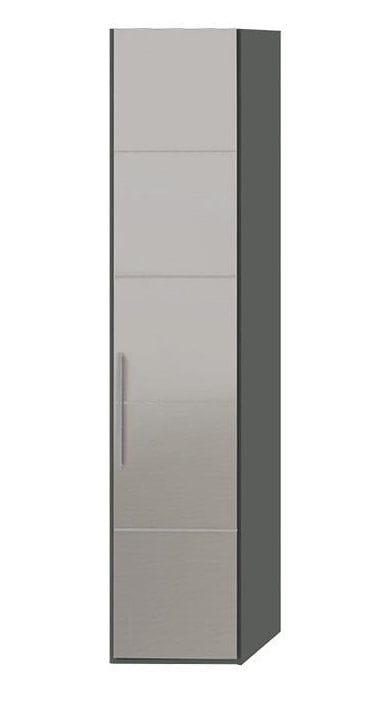 Шкаф с 1-й зеркальной дверью правый «Наоми», СМ-208.07.02 R