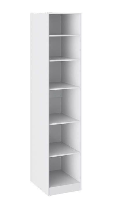 Шкаф с 1-й зеркальной дверью левый «Наоми», СМ-208.07.02 L