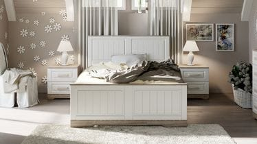 Кровать «Прованс», СМ-223.02.001