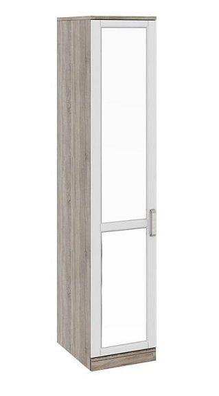 Шкаф для белья с 1-ой зеркальной дверью левый «Прованс», СМ-223.07.002L