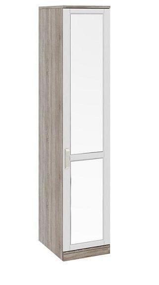 Шкаф для белья с 1-ой зеркальной дверью правый «Прованс», СМ-223.07.022R