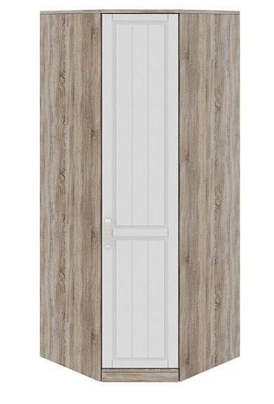 Шкаф угловой с 1-ой дверью правый «Прованс», СМ-223.07.006R