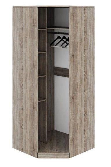 Шкаф угловой с 1-ой зеркальной дверью левый «Прованс», СМ-223.07.007L