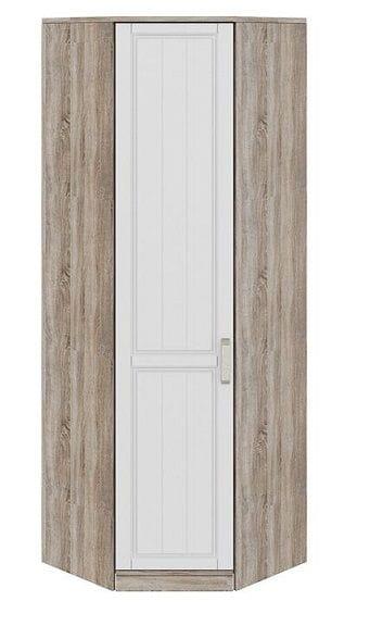 Шкаф угловой с 1-ой дверью левый «Прованс», СМ-223.07.026L
