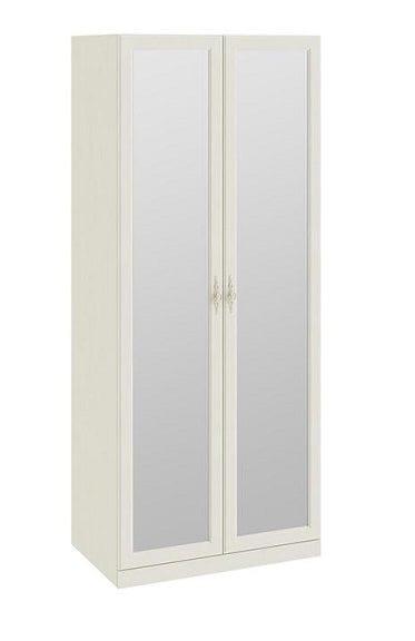 Шкаф для одежды с 2-мя зеркальными дверями «Лючия», СМ-235.07.04