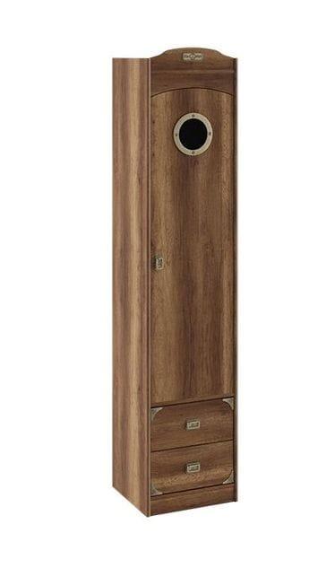 Шкаф комбинированный для белья с иллюминатором «Навигатор», СМ-250.07.21