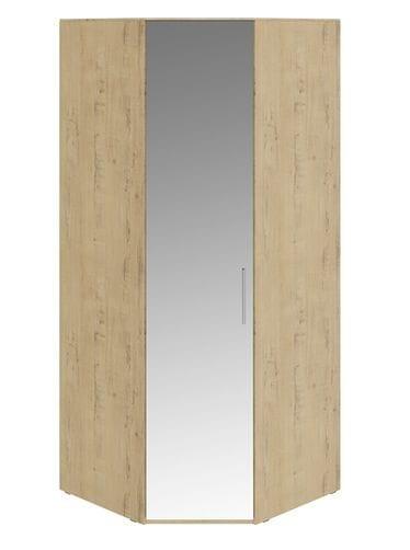 Шкаф угловой с 1 зеркальной дверью левый «Николь», СМ-295.07.007 L