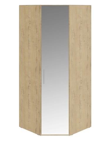 Шкаф угловой с 1 зеркальной дверью правый «Николь», СМ-295.07.007 R