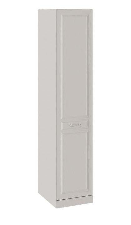 Шкаф для белья с 1 глухой дверью правый с опорой «Сабрина», СМ-307.07.010-01R