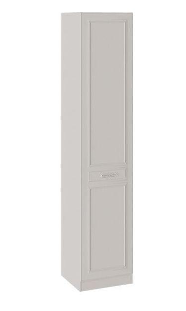 Шкаф для белья с 1 глухой дверью левый «Сабрина», СМ-307.07.010L