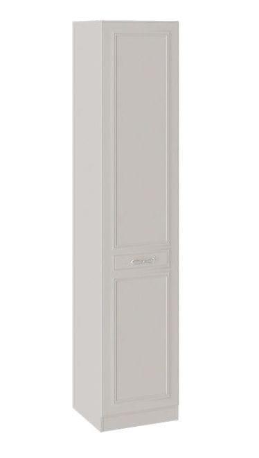 Шкаф для белья с 1 глухой дверью правый «Сабрина», СМ-307.07.010R