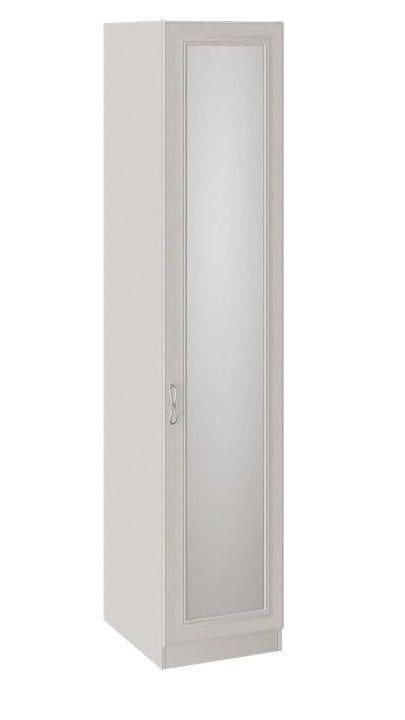 Шкаф для белья с 1 зеркальной дверью «Сабрина», СМ-307.07.011