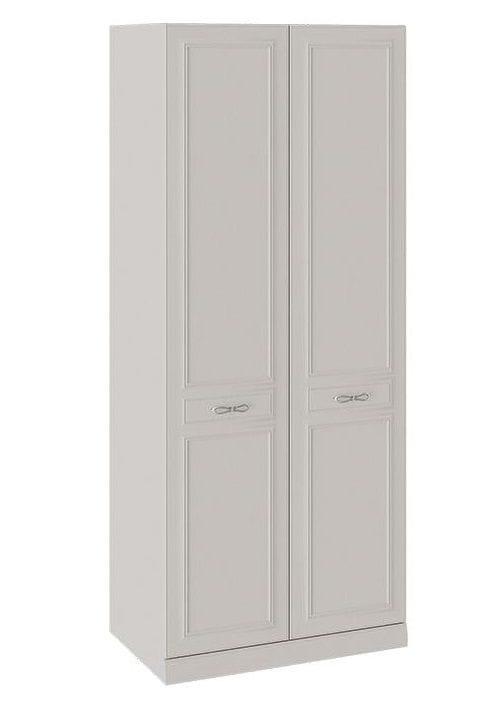 Шкаф для одежды с 2 глухими дверями с опорой «Сабрина», СМ-307.07.020-01