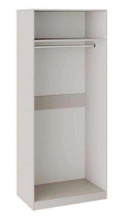 Шкаф для одежды с 2 зеркальными дверями с опорой «Сабрина», СМ-307.07.022-01