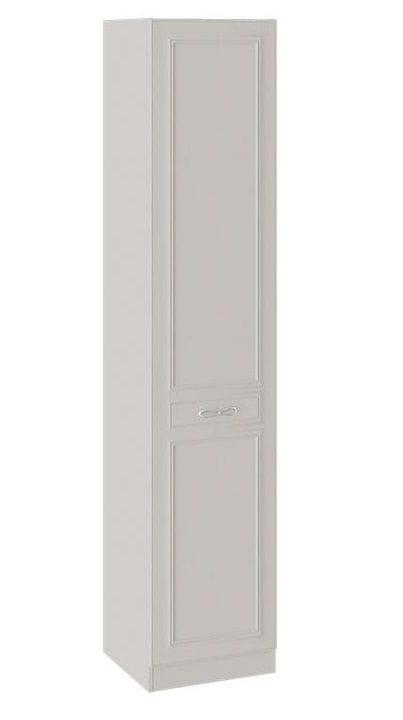 Шкаф для белья с 1 глухой дверью правый с опорой «Сабрина», СМ-307.07.210-01R