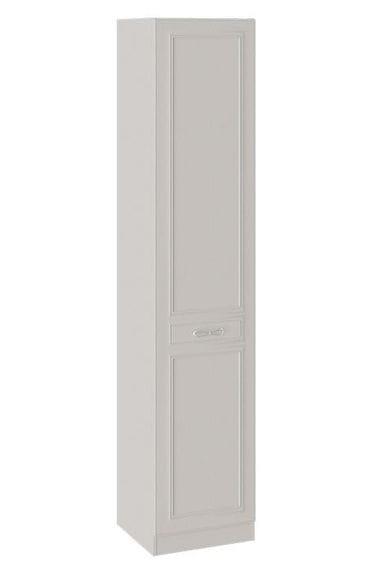 Шкаф для белья с 1 глухой дверью левый «Сабрина», СМ-307.07.210L