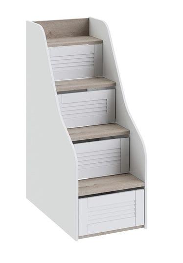 Лестница приставная для двухъярусной кровати «Ривьера», ТД-241.11.12