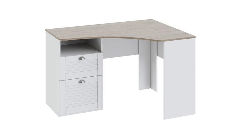 Угловой письменный стол с ящиками «Ривьера», ТД-241.15.03