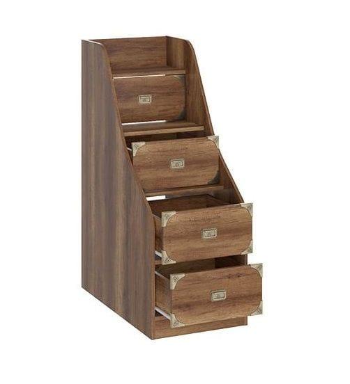 Лестница приставная с ящиками «Навигатор», ТД-250.11.12