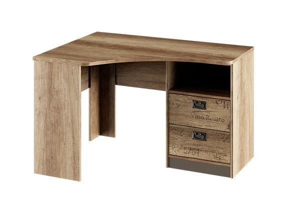 Стол угловой с ящиками «Пилигрим», ТД-276.15.03