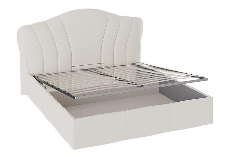 Кровать с мягким изголовьем и подъемным механизмом «Сабрина», ТД-307.01.02