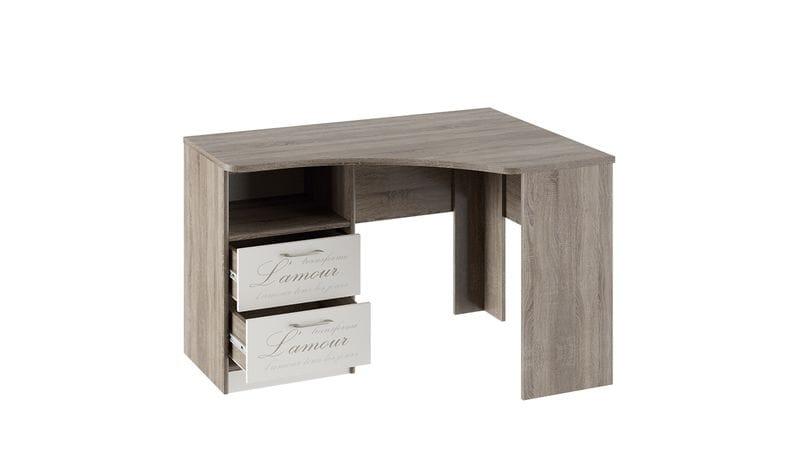 Стол угловой с ящиками «Брауни», ТД-313.15.03