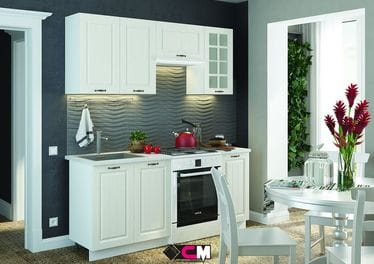 Кухонный гарнитур «Мария», крем