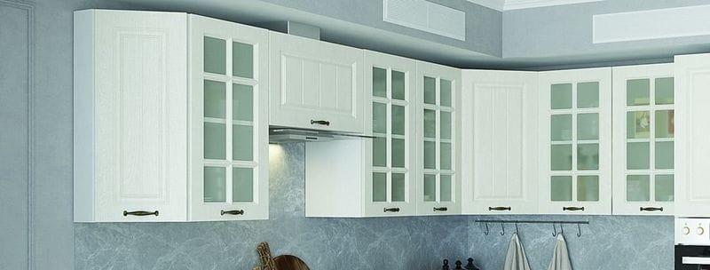 Кухонный гарнитур «Мария», белый