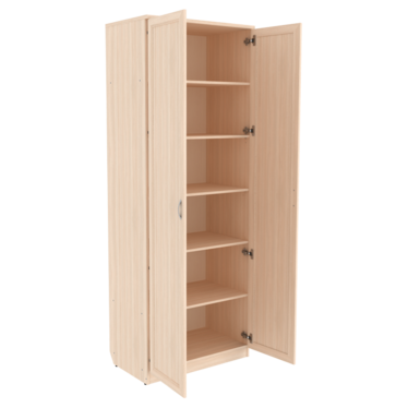 Шкаф для белья с полками арт-102