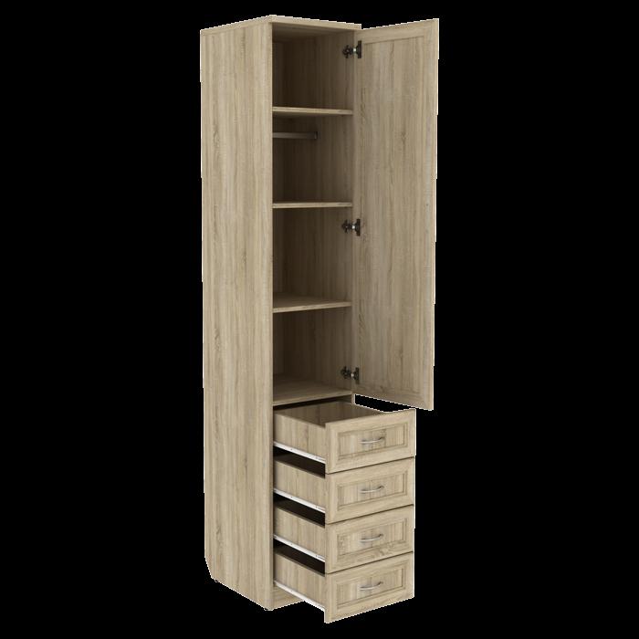 Шкаф для белья с ящиками арт-104