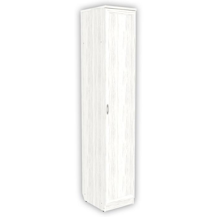 Шкаф для белья со штангой и полками арт-105