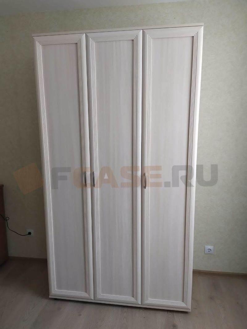Шкаф со штангой и полками мод-105п