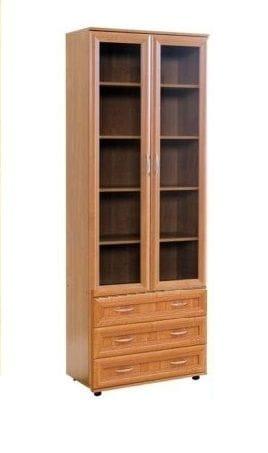 Шкаф для книг с ящиками, мод-106с