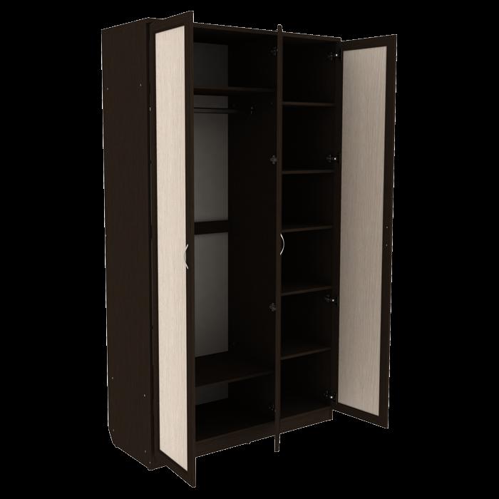 Шкаф для одежды 3-х дверный арт-106