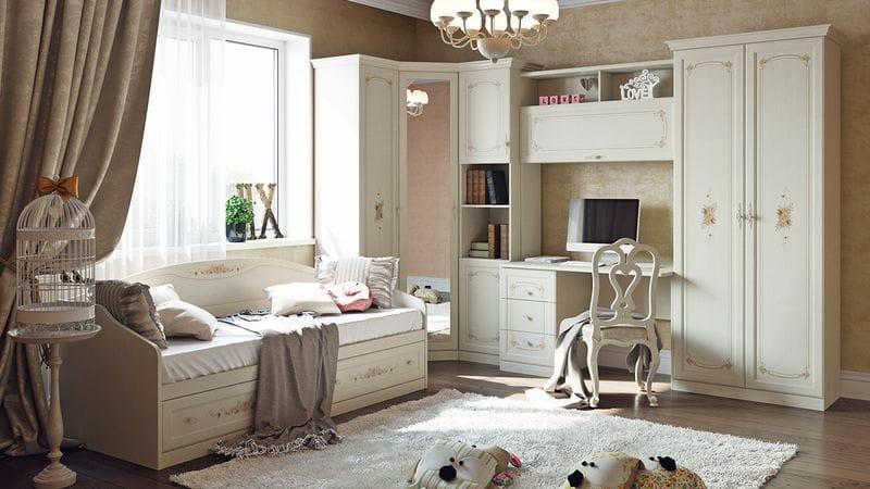 Набор детской мебели «Лючия» №3, ГН-235.103