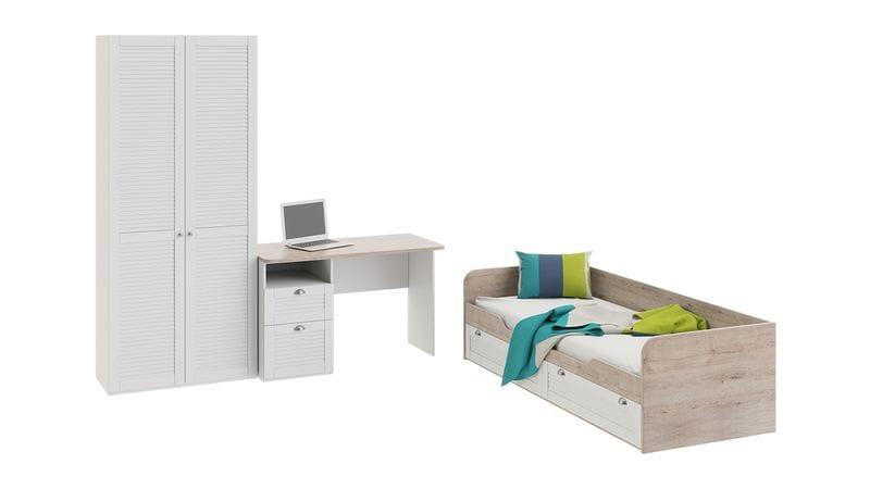 Набор детской мебели «Ривьера» стандартный, ГН-241.100