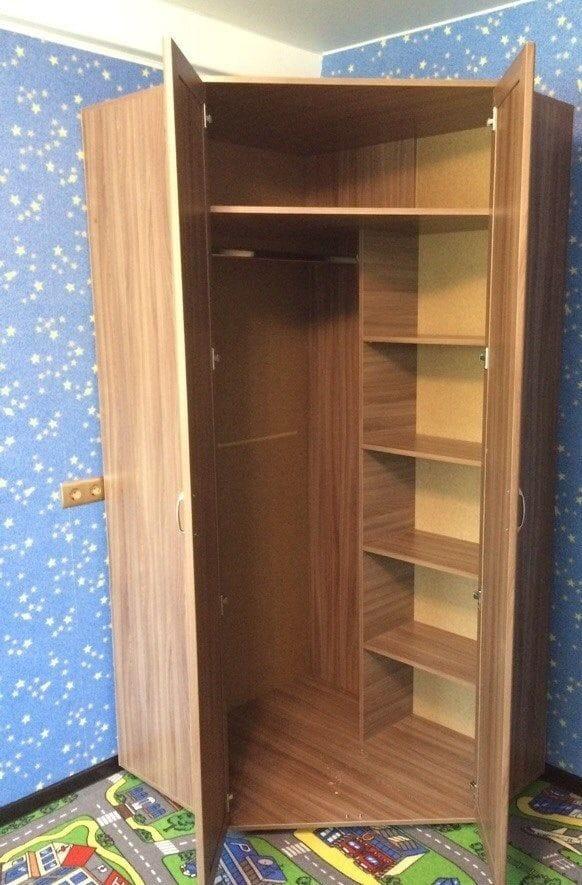 Угловой шкаф универсальный мод-145
