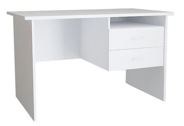 Белый письменный стол 16.17.54-54