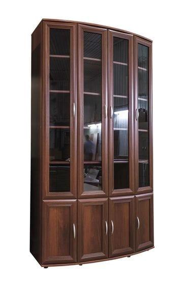 Шкаф для книг и посуды, мод-174