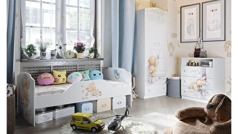 Набор детской мебели «Тедди» №2, ГН-294.002