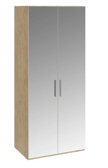Шкаф для одежды с 2-мя зеркальными дверями «Николь», СМ-295.07.004