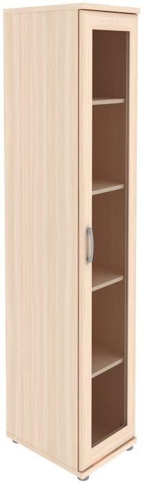 Шкаф переходной со стеклянной дверью 443.02