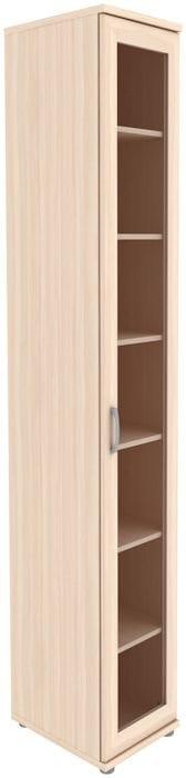 Шкаф переходной со стеклянной дверью 543.02