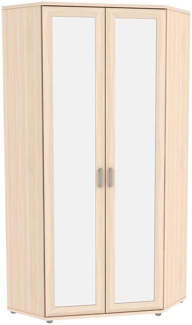 Шкаф угловой с зеркалами 533.02