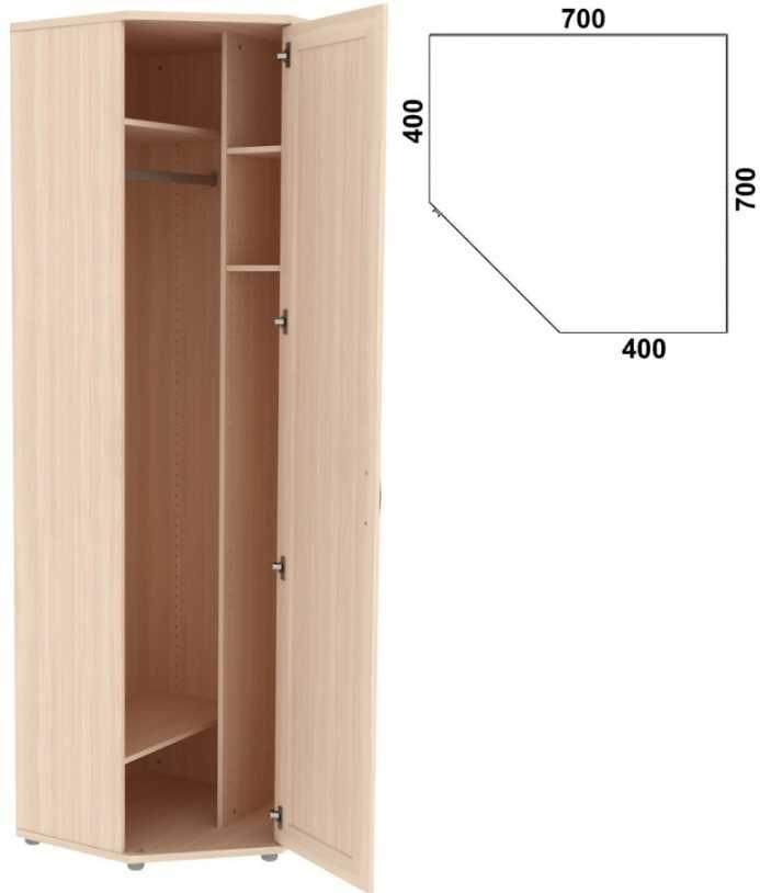 Шкаф угловой 531.01